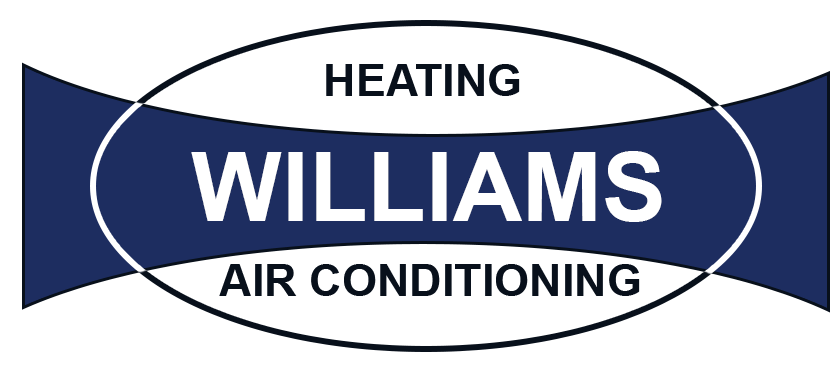 WILLIAMS HEATING & AIR CONDITIONING Logo